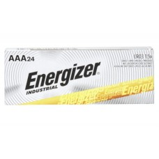 AAA - Alkaline Industrial Batteries, 24/Box, cost per box