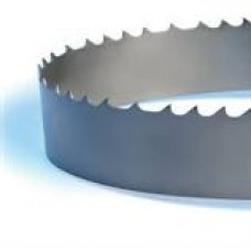 Bi-metal bandsaw blade, size 201 in x 3/8 in, 4 teeth/in.10 per pack, cost each