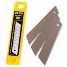 OLFA 9061 HB-20B Extra Heavy Duty Blade 20 Pack 20/PKG, cost per pack