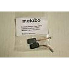Carbon Brush Set for Metabo Grinder W8-115, 316046800, cost per set