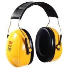 3M™ Peltor™ Optime™ 98 Over-the-Head Earmuffs, Hearing Conservation H9A 10 EA/Case, cost per pair