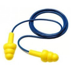 3M™ E-A-R™ UltraFit™ Corded Earplugs 340-4004, Hearing Conservation, in Poly Bag,  10 pairs per box, 4 boxes/Case, cost per box