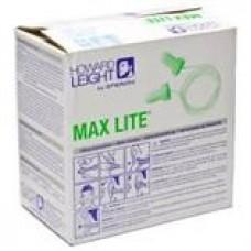 Max Light Corded Earplug, 100 per box, cost per box