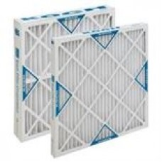 PLEATED AIR FILTERS, 16X25X1, 12/CASE, COST PER CASE