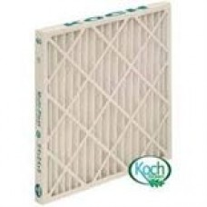 Koch Pleated air filter, 20x25x2, 12 per case, cost per case