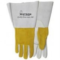 Ram Tough welding glove, goat skin palm, size Large, 12 pairs per bag, cost per pair