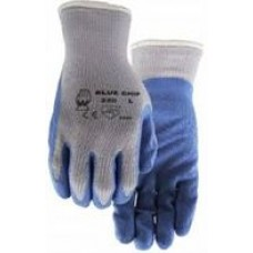 Gloves #320, Blue Chip, Size M, 12 pairs per bag, cost per pair