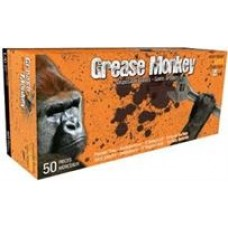 #5553 Grease Monkey Latex Chemical Glove,15mi, PF,  50 pcs per box, cost per box---discontinued, replacement is available.