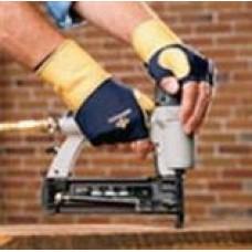 Anti Vibration Glove, AV704G, size large, Left hand