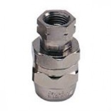 Fluid Hose Connector 3/8 in NPS (F), P-HC-4543 for hose 1/4 ID, cost each