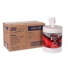 Tork Advanced ShopMax™ Wiper 450, Centerfeed Refill Hand Wiper 450138, cost per case