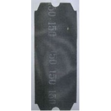 """Sanding screen for dry walls 7000 siascreen, grit 180, size 4-3/16"""" X 11"""" (110 x 280 mm), 50/pack, 250/case"""