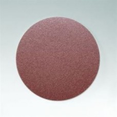 """SKF self adhesive disc with paper backing 1919 siawood TopTec (aluminum oxide, red), grit 120, size 24"""" (610 mm), 10/pack, /"""