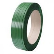 "Polyester Strap 5/8x4000""x0.040, 16x6 Green, cost per roll"