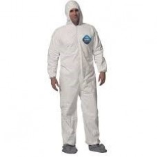Dupont Tyvek Hooded Suit, XXL, TY127S, 25/Case, 024-TY127S-XXL, cost per case