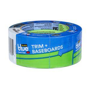 ScotchBlue™ TRIM + BASEBOARDS Painter's Tape, 2093EL-48ECG, 48 mm x 55 m (1.89 in x 60 yd)