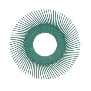 Scotch-Brite™ Radial Bristle Brush Replacement Disc, T-A 50 Refill, 6 in, 40 Disc,s per pack 2 packs per case