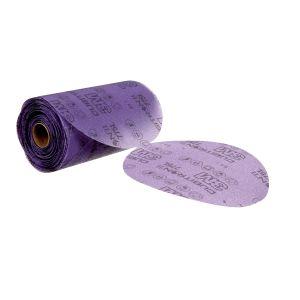 3M™ Cubitron™ II Stikit™ Clean Sanding Film Disc, 775L, film backing, 400+, 3 MIL, 5 in x NH